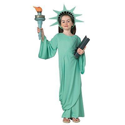 Rubie's Costume Children Statue of Liberty Costume, Large - image 1 of 1