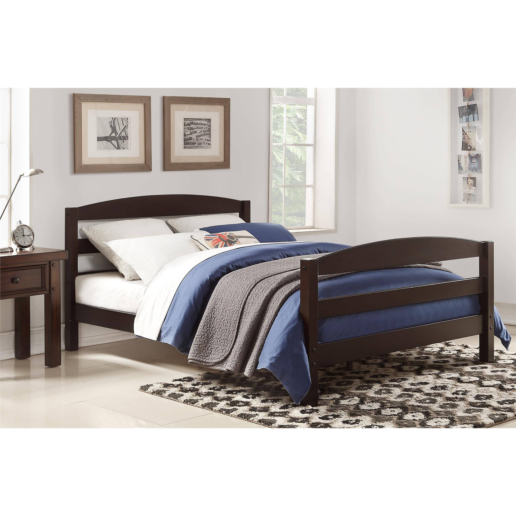 better homes and gardens leighton full bed multiple colors