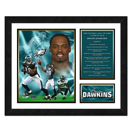 reputable site 4224d d5590 Brian Dawkins Philadelphia Eagles 2018 Pro Football Hall of Fame Induction  13