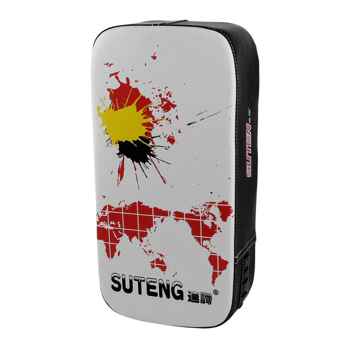 SUTENG Authorized Boxing Punching Kicking Taekwondo Training Pad Shield Black2