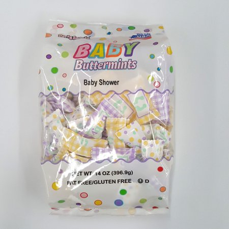 Party Sweets Baby Shower Mints 14oz Walmart