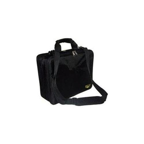 Aerovation CPFB-1A 15. 4-Inch Checkpoint Friendly Laptop Bag - Butterfly Style