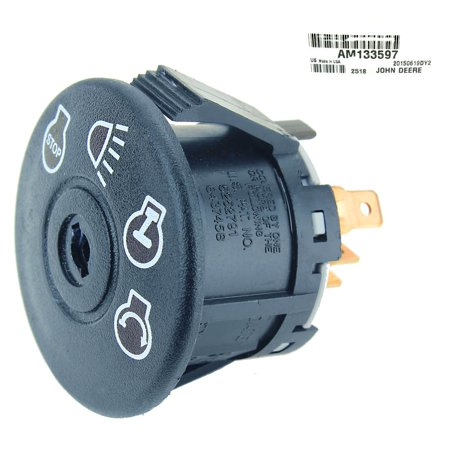 - John Deere Original Equipment Rotary Switch #AM133597