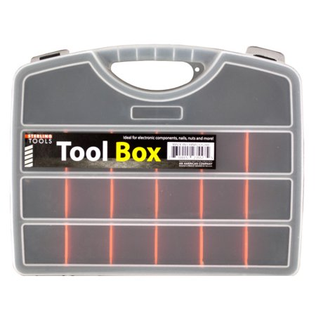 Netcraft Fishing Catalog - Snap-Close Tool Box