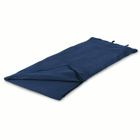 Stansport Fleece Sleeping Bag - Girls Sleeping Bag