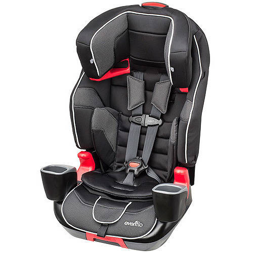 Evenflo Transitions 3-in-1 Convertible Car Seat, Choose Your Color