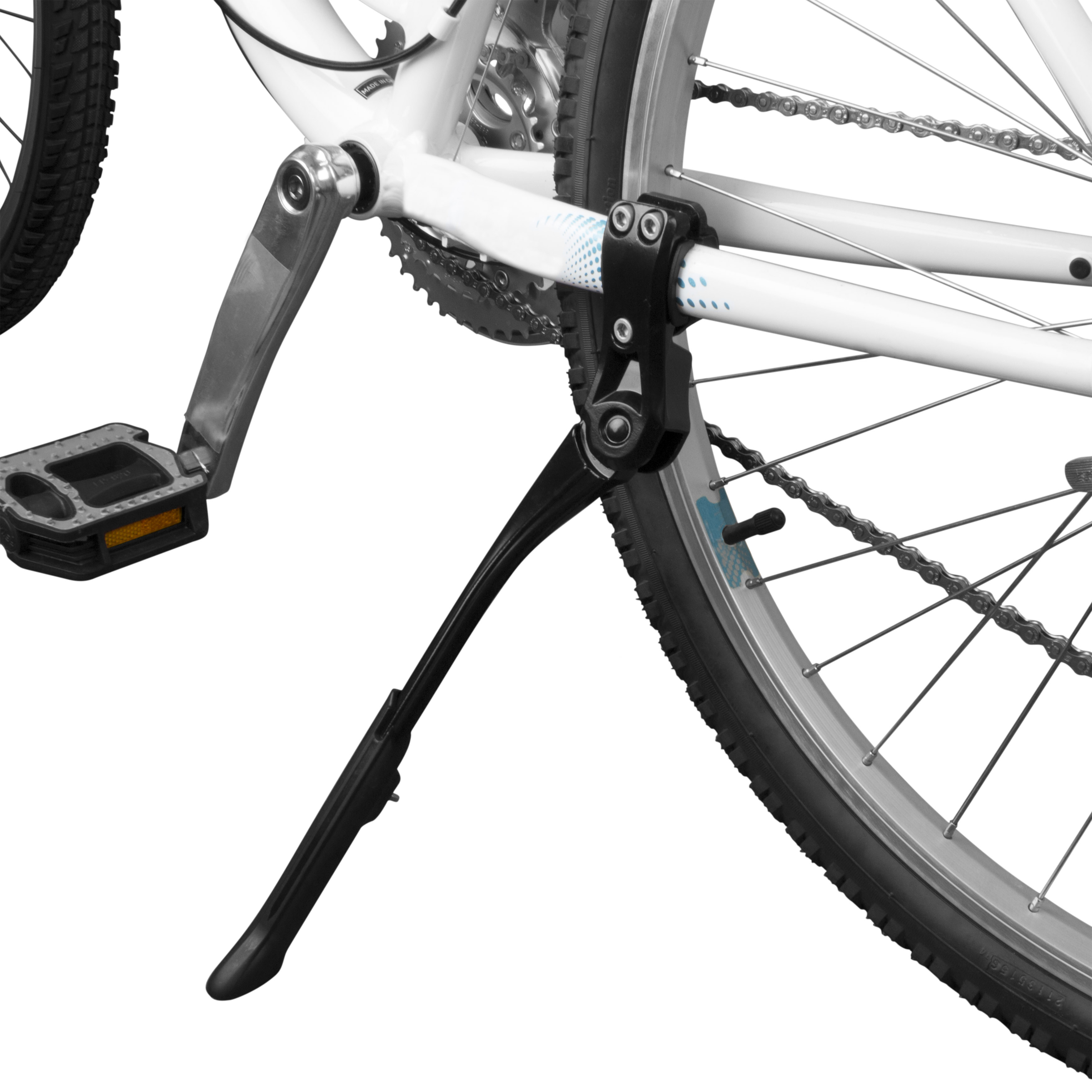 BV Alloy Adjustable Height Rear Kickstand for Bike