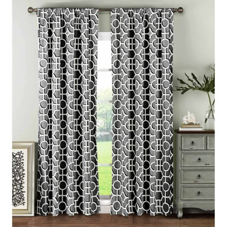 - Lenox 100% Cotton Extra Wide Curtain Panel Pairs