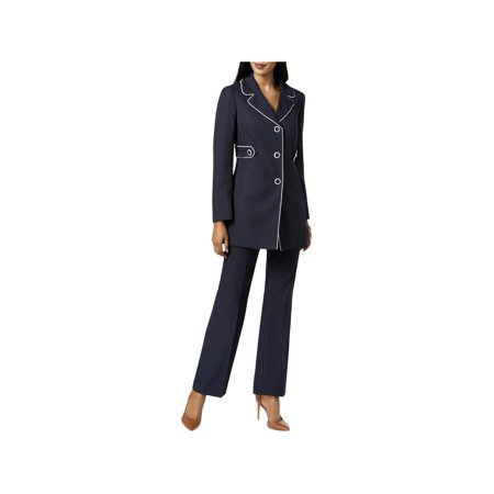 Le Suit Womens Petites 2 PC Work Wear Three-Button - Halloween Outfits To Wear To Work