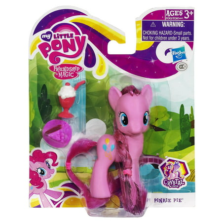 My Little Pony Mlp Crystal-pinkie Pie - Mlp Couples
