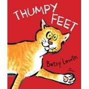 Thumpy Feet (Board Book)