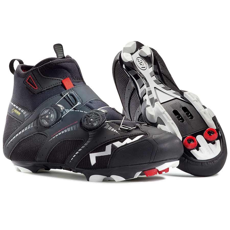 Northwave, Extreme MTB Winter GTX FW14, MTB shoes, Black, 46