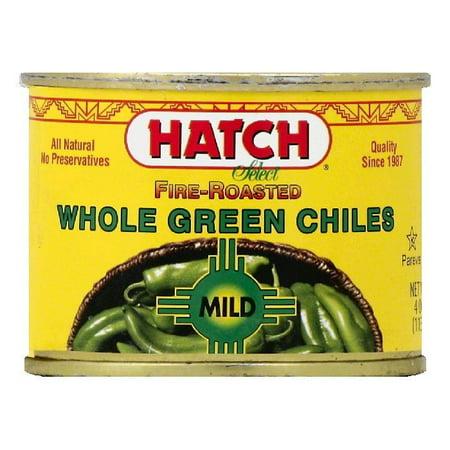 (Hatch Chile Hatch  Green Chiles, 4 oz)