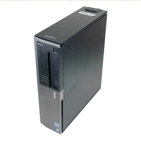 Dell Optiplex 390 Desktop I3-2120 Dual Core 3.3Ghz 4Gb 1TB DVDRW  HDMI + Wireless Windows 10  64 Bit 1 Year