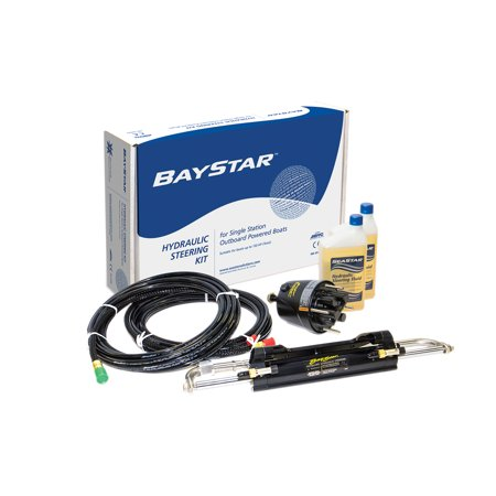 Sea Star Solutions HK4200A-3 Baystar Outboard Steering (Outboard Equipment)