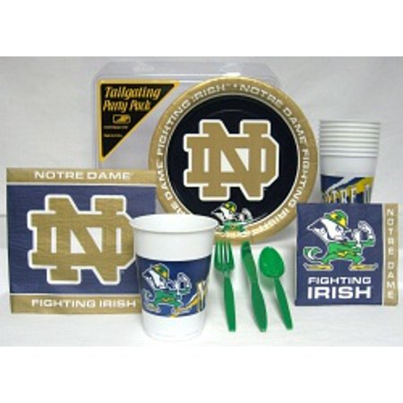 Notre Dame Fighting Irish Party Supplies Pack #1 - Notre Dame Party Supplies