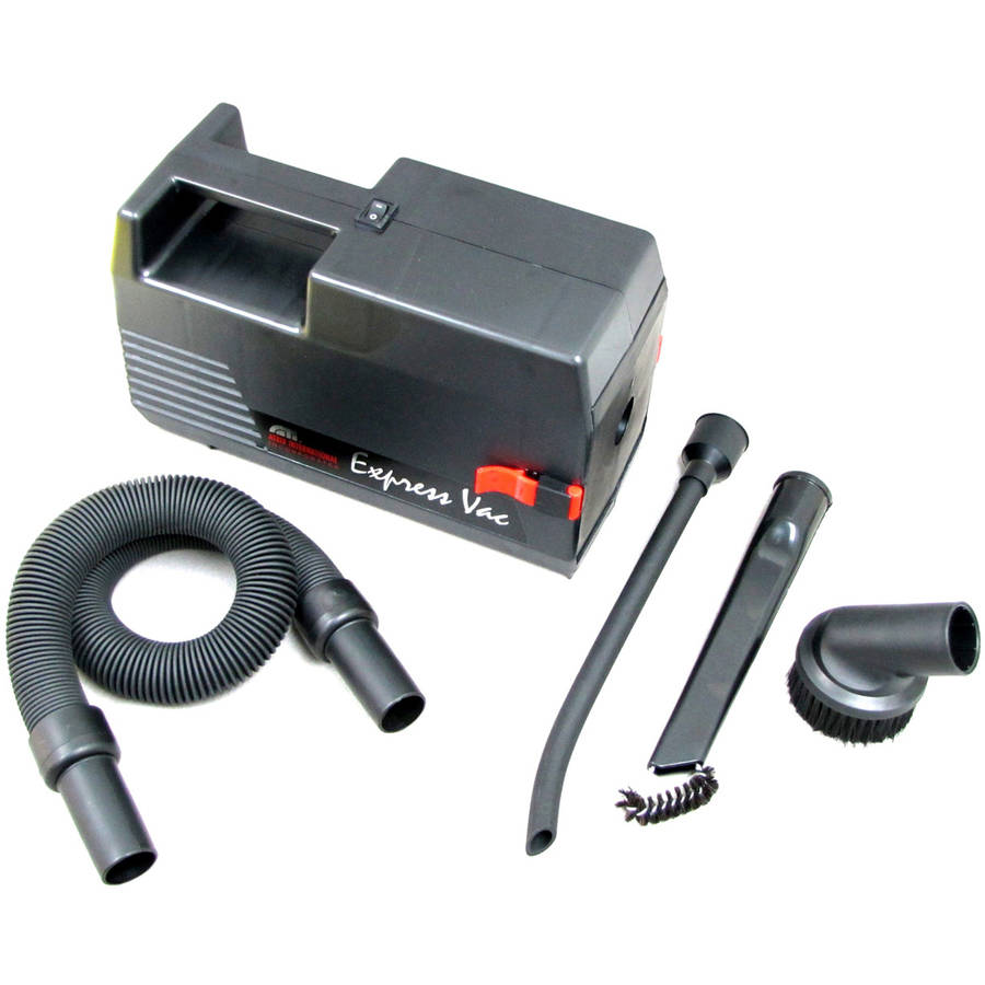 Atrix HEPA Express Vacuum, Black