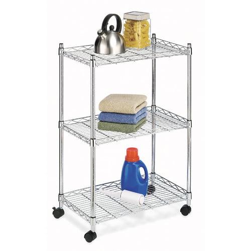 Whitmor, Inc Jumbo 33.5'' H 3 Shelf Shelving Unit