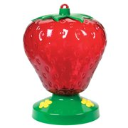 Perky-Pet 48 oz Red Strawberry Feeder