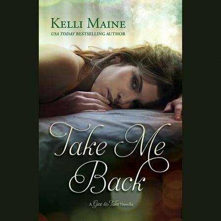 Take Me Back - Audiobook (Take Me Back Take Me Back Dear Lord)