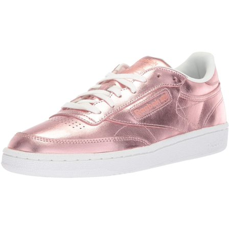 d0408522308 Reebok Women s Club C 85 S Shine Sneaker - image 2 ...