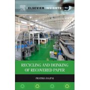 Recycling and Deinking of Recovered Paper - eBook