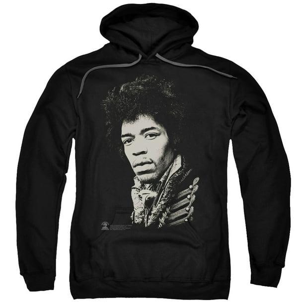 Jimi Hendrix Hoodie Galaxy Black Hoody