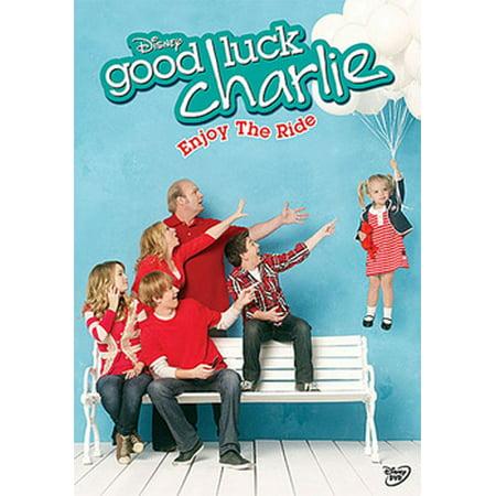 Good Luck Charlie: Enjoy the Ride (DVD) - Good Luck Charlie Halloween Games