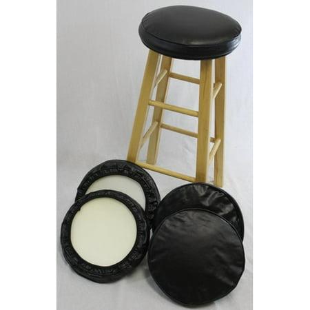 Bar Stool Cushion - eHemco Bar Stool Cushion (Set of 4)