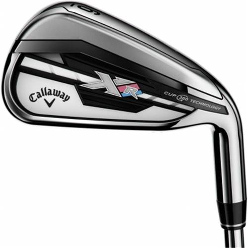 Callaway XR Irons Set 4-PW+GW (Steel Speed Step, STIFF) Golf NEW