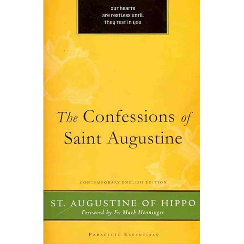 The Confessions of Saint Augustine: Contemporary English Edition