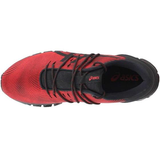 size 40 1c110 93156 ASICS - ASICS AS1021A028 600 13 Men s Gel-Quantum 360 4 Running Shoe,Red  Alert Black, 13 D(M) US - Walmart.com