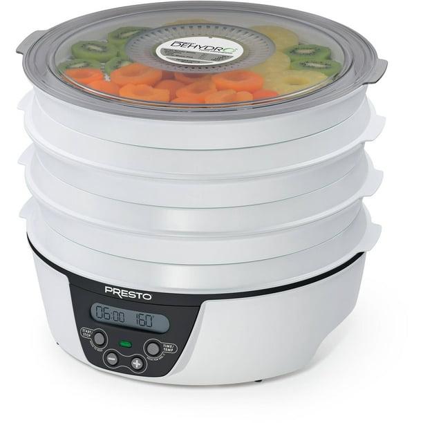 Presto Dehydro Digital Electric Food Dehydrator Walmart Com