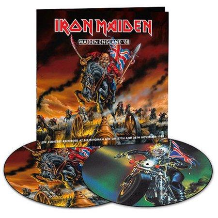 Maiden England (Vinyl) - Faire Maiden