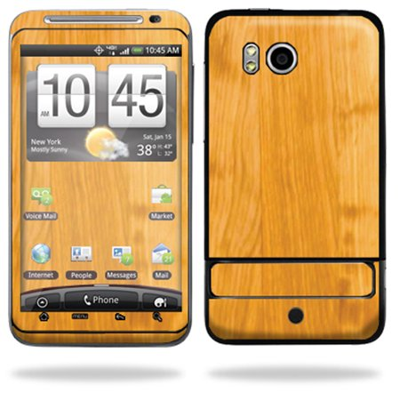 - Mightyskins Protective Vinyl Skin Deca Cover for HTC Thunderbolt 4G Verizon Cell Phone wrap sticker skins