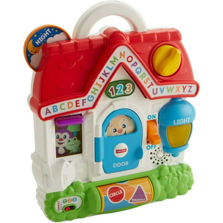 - Fisher-Price Laugh & Learn Puppy's Busy Activity Home