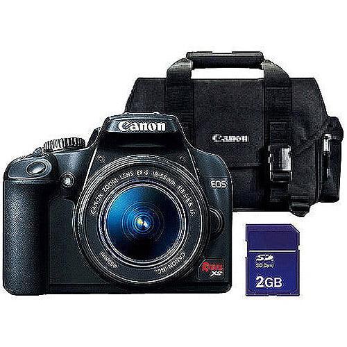 Canon Xs Dad Bundle