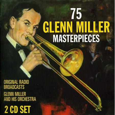 75 Glenn Miller Masterpieces (CD)