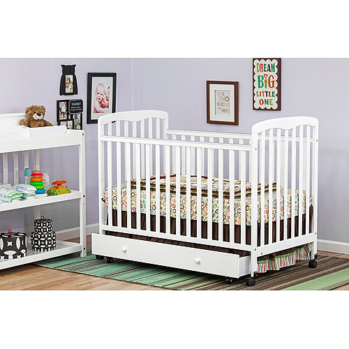 Dream On Me Brianna Convertible 2 Piece Crib Set