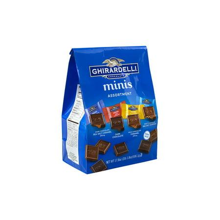 Mini Cheesecake Assortment (Ghirardelli Chocolate Minis Assortment, 17.8 oz)