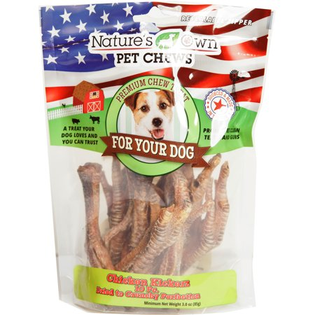 Best Buy Bones-Nature's Own Usa Chicken Kickerz Dog Chew- Chicken 10