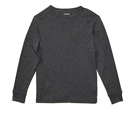 Long Sleeve Boys Girls Kids & Toddler T-Shirt 100% Cotton (2-14 Years) Variety of