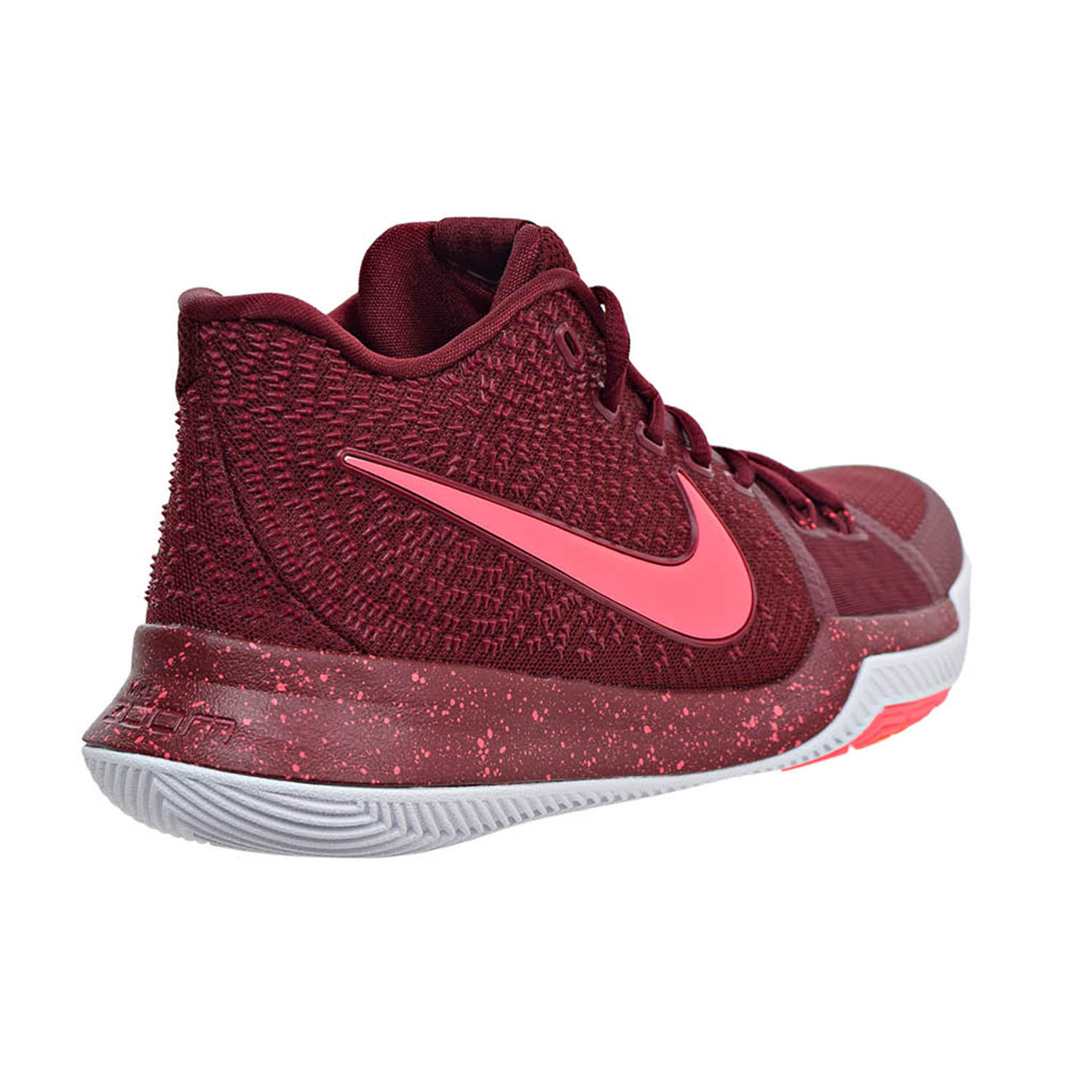 pretty nice fc4a9 bb31b ... cheapest nike kyrie 3 hommes et 39 s rouge chaussure s équipe rouge s  c9ed6 d53ca ...