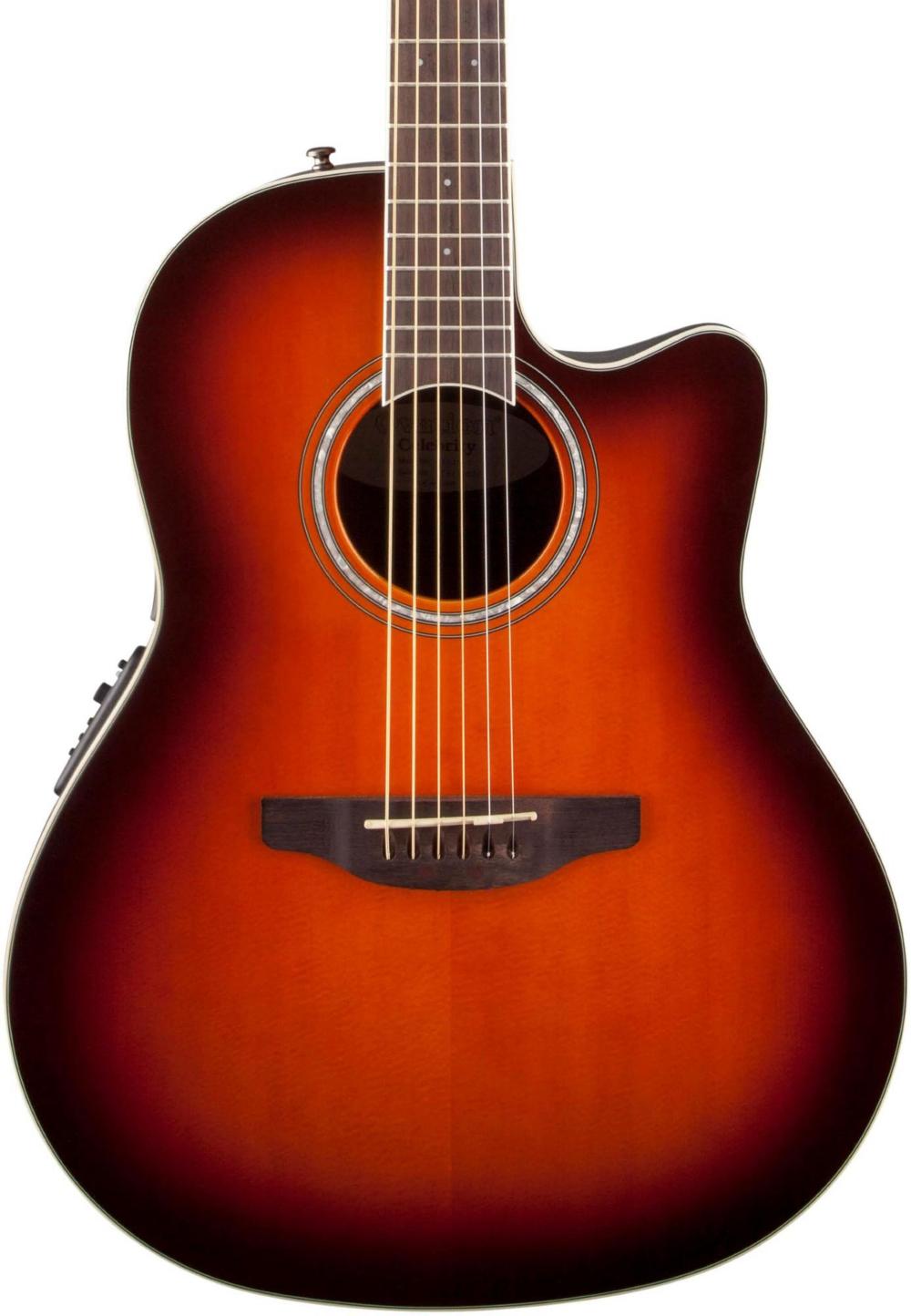 Ovation CS24-1 Celebrity Standard Acoustic Electric Guitar (Sunburst) by Ovation
