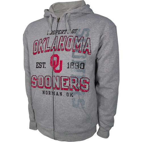 NCAA Big Men's Oklahoma Hooded Sweatshirt