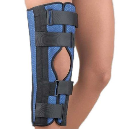 FLA Breathable Foam Knee Immobilizer-16