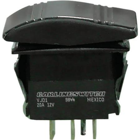 Seachoice Contura Non-Illuminated Rocker Switch
