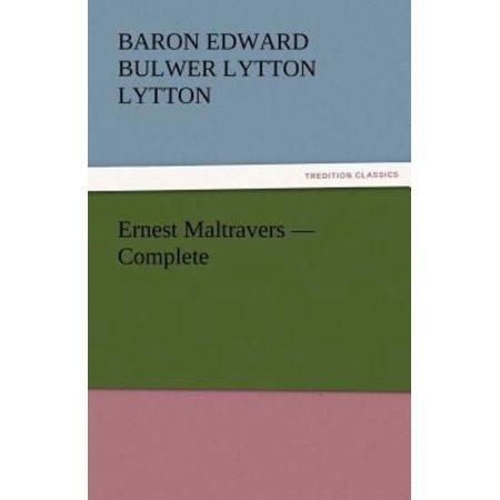 Ernest Maltravers - Complete - image 1 de 1