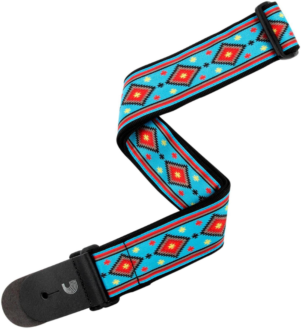 "D'Addario Planet Waves 2"" Guitar Strap, Baja Woven Traditional"