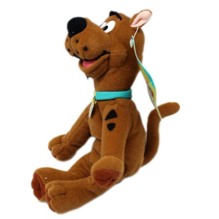 Scooby Doo Small Size Kids Beanbag Plush Toy (7in)